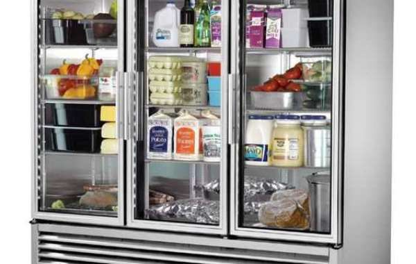 Commercial Refrigeration Equipment Industry Analysis by Trends, Share, Size and Forecast Report 2027