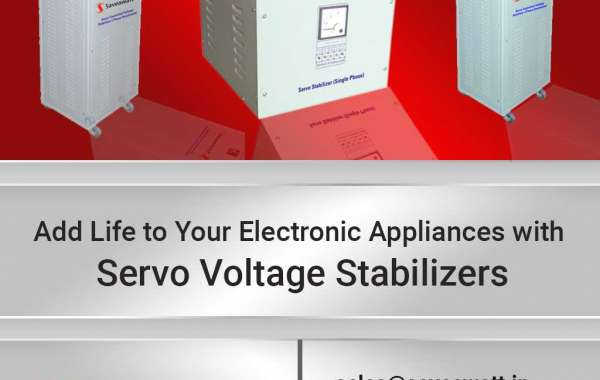 Why do we need a Voltage Stabilizer & what are the benefits of Servo Voltage Stabilizer?