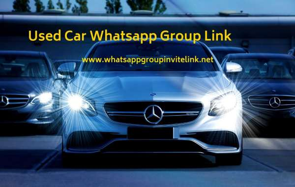 Used Car Whatsapp Group Link
