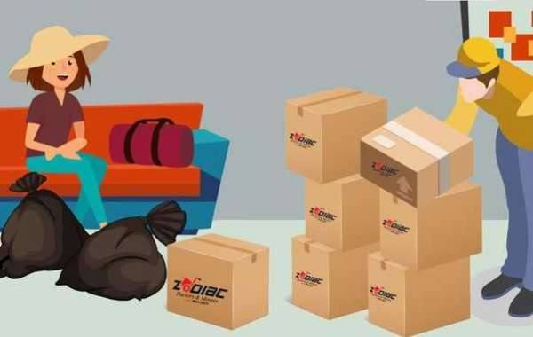 Get the best support service by Zodiac Packers and Movers