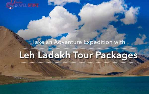 Take an Adventure Expedition with Leh Ladakh Tour Packages