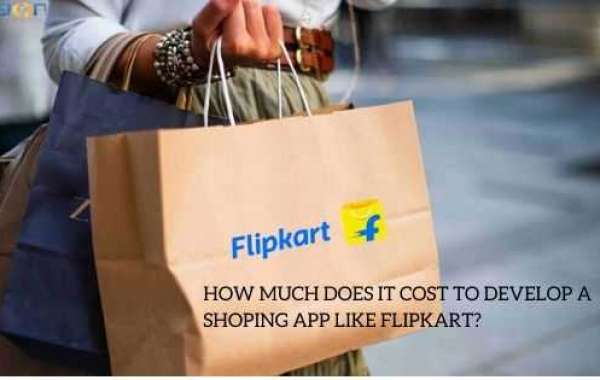 HOW MUCH DOES IT COST TO DEVELOP A SHOPPING APP LIKE FLIPKART?
