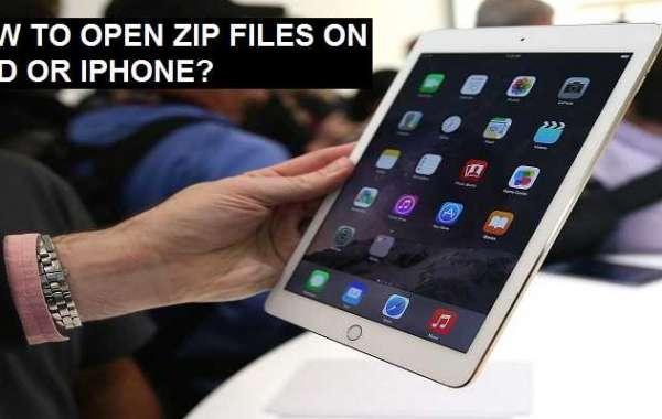 HOW TO OPEN ZIP FILES ON IPAD OR IPHONE?