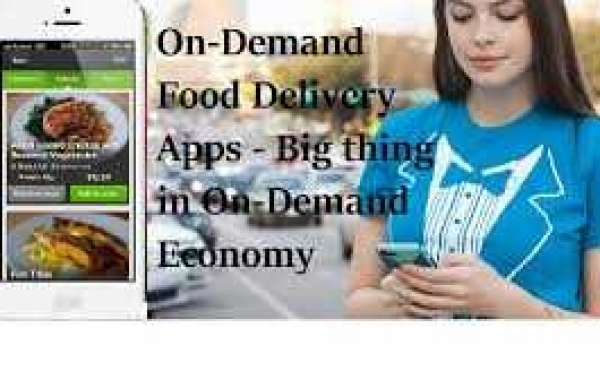 An Instant Guide to Food Delivery On Demand Business