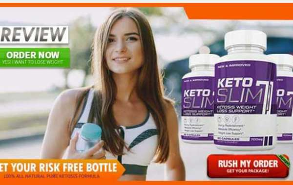 Keto Slim 7 - Naturally & Fast Weight Loss Diet Planning With A New Secret Method.