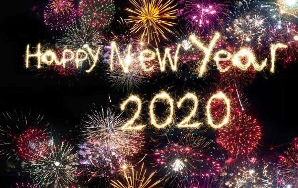 Happy new year 2020 wishing sms and shayari with images
