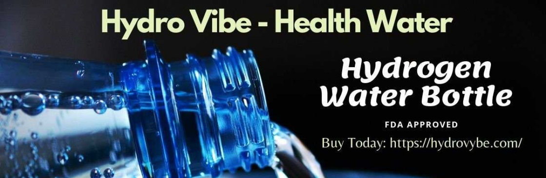 Hydro Vybe Cover Image