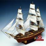 Wooden Ship Kits | Wood Model Ship Kits - Ages of Sail Profile Picture