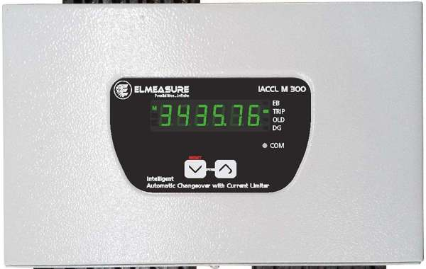AUTOMATIC CHANGEOVER WITH CURRENT LIMITER