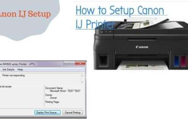 Easy Way to Setup Canon Printer Through Canon IJ Setup