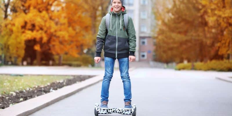Self Balancing Scooters - Resource for Personal Transportation
