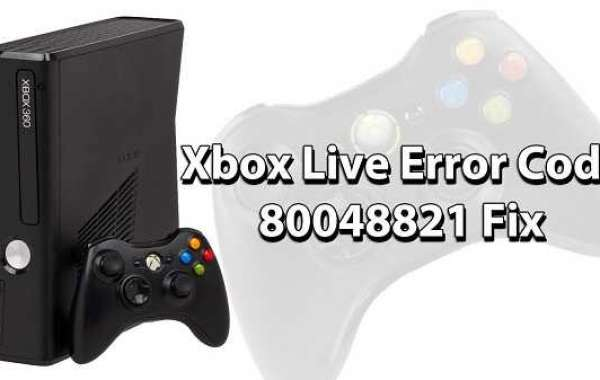 How to Fix Error 80048821 in Xbox Live Sign in