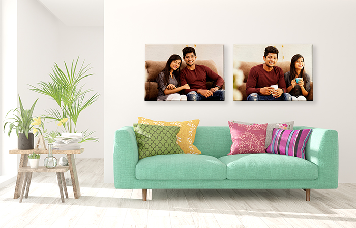 Seven Practical Benefits Of Personalized Canvas Prints - Picsy
