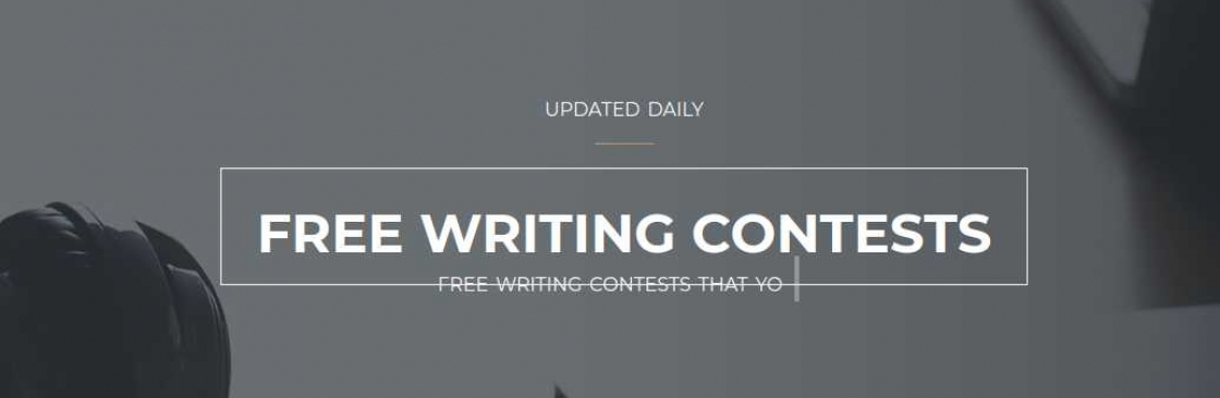 Free-writing Contests Cover Image