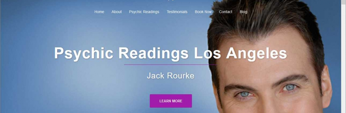 Jack Rourke's Psychic Readings Los Angeles Cover Image