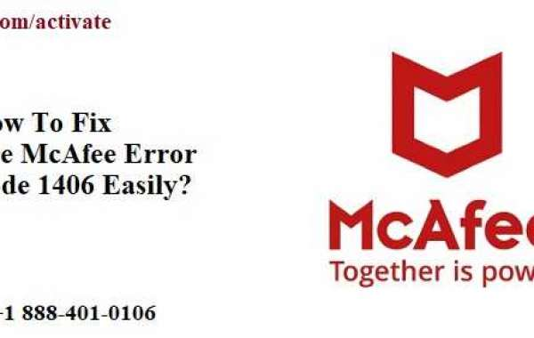 How To Fix The McAfee Error Code 1406 Easily?