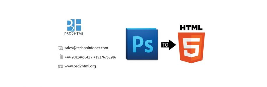 psd html Cover Image