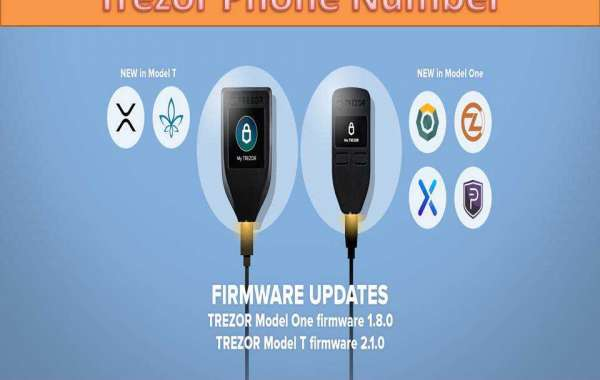 Trezor Customer +1-(833) 993-0690 24/7 Support Number Toll Free 2fa Not Working