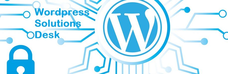 Wordpress Solutions Desk Cover Image