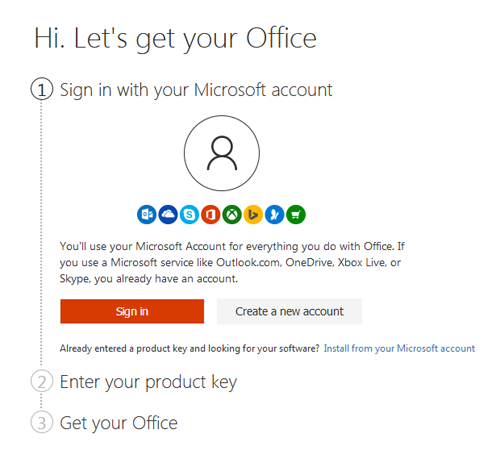 Office.com/setup - Activate Office Setup with Product Key