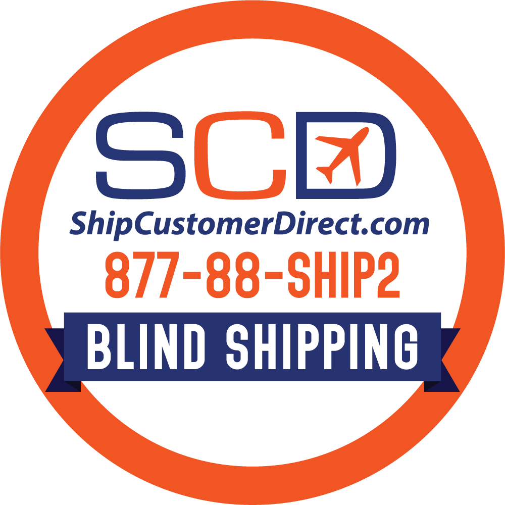 SCD | Blind Shipping From China