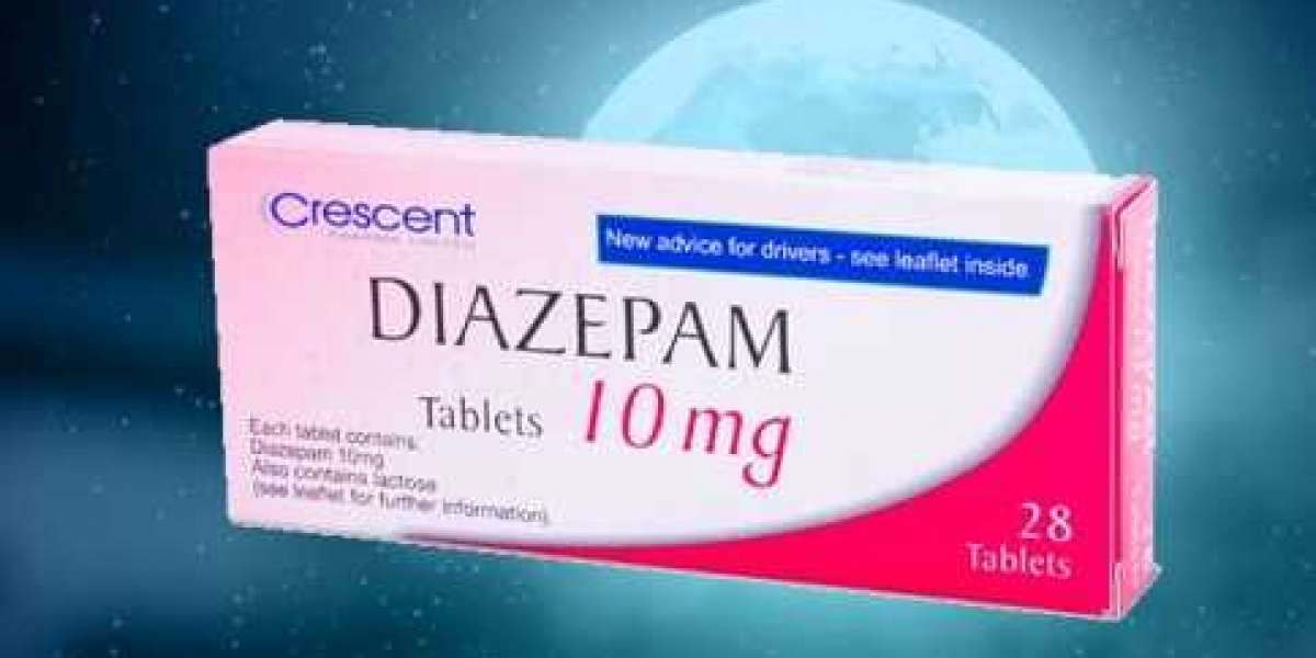 Trust Diazepam 10 mg Tablets for getting relief from anxiety attacks
