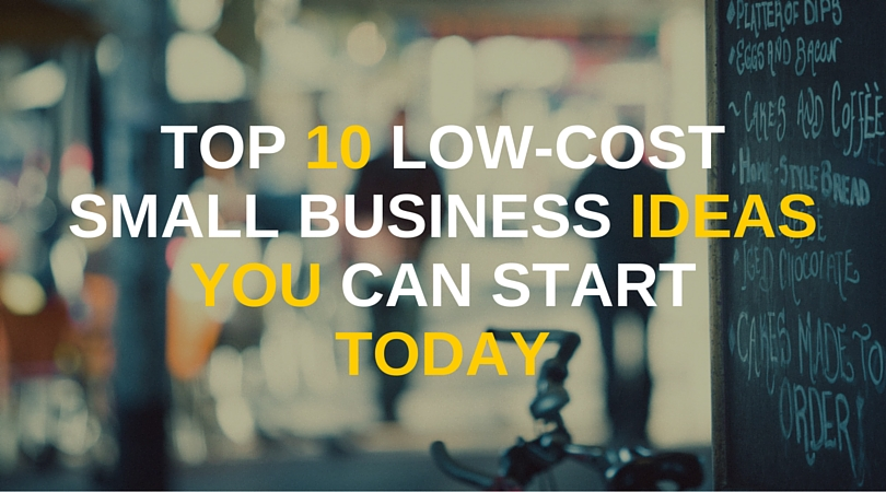 Top -10 -small -business- ideas for begginers in 2019
