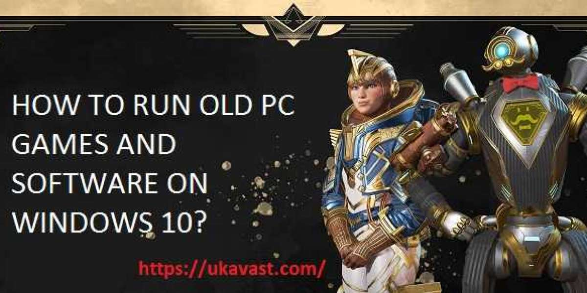 HOW TO RUN OLD PC GAMES AND SOFTWARE ON WINDOWS 10?