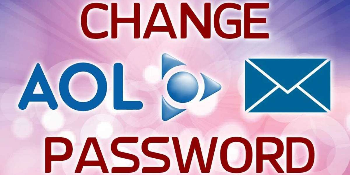 Change Your AOL Mail Password in a Web Browser