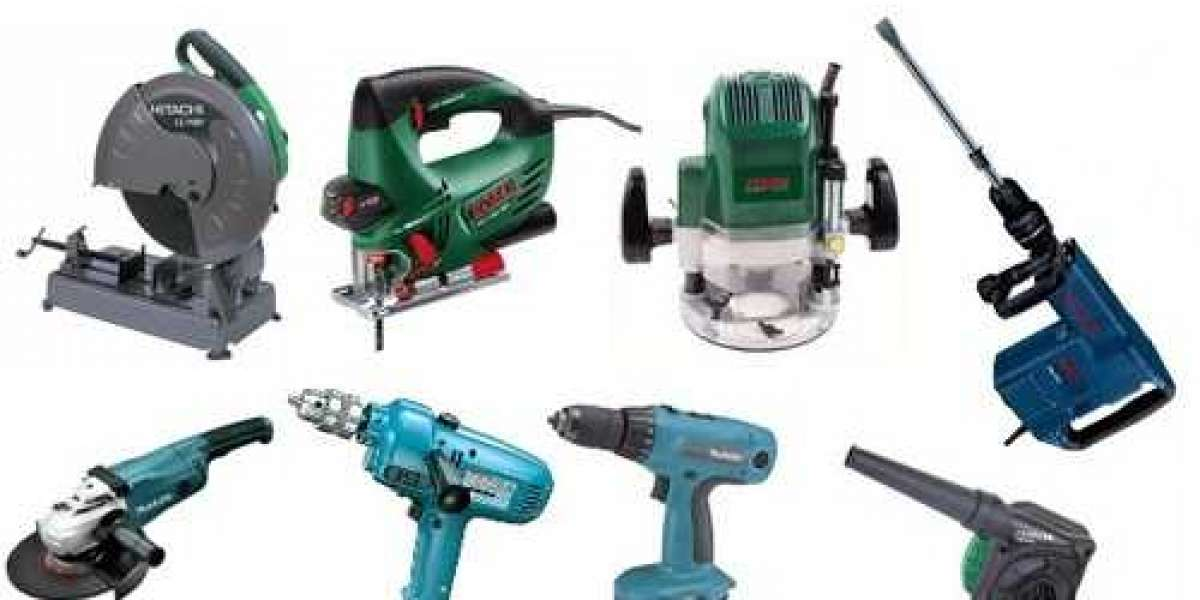 Power Tools Industry Report (2019 - 2024)