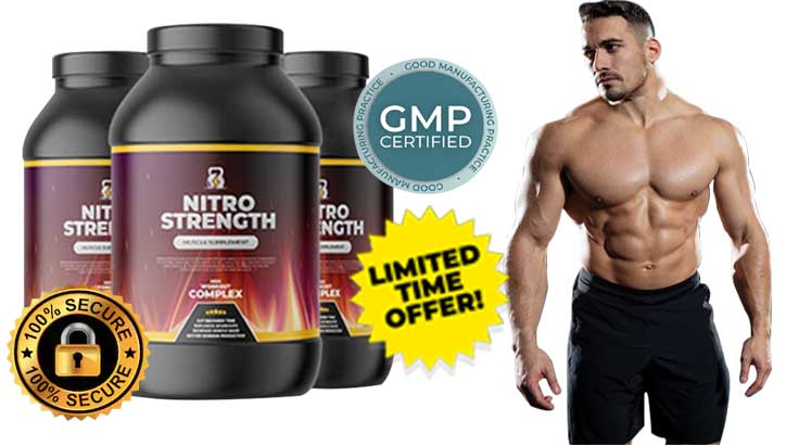Nitro Strength Supplement Reviews - For CA (CANADA) | Side Effects - Free Shipping