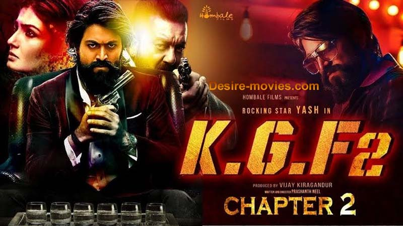 K.G.F Chapter 2 Movie Release Date, Cast, Trailer, Reviews