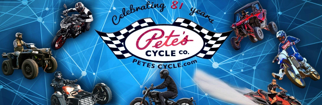 Petes Cycle Co. Cover Image