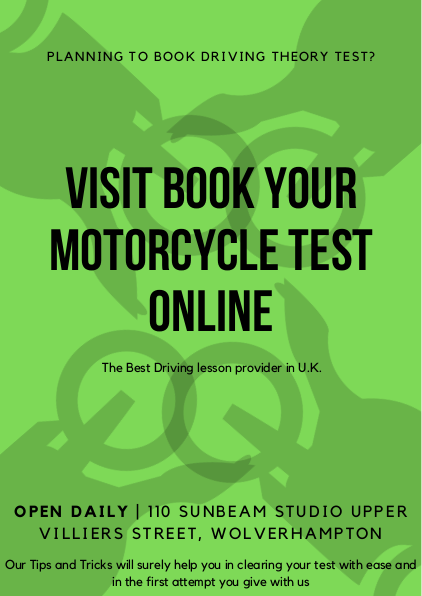 Visit Book Your motorcycle test online | edocr