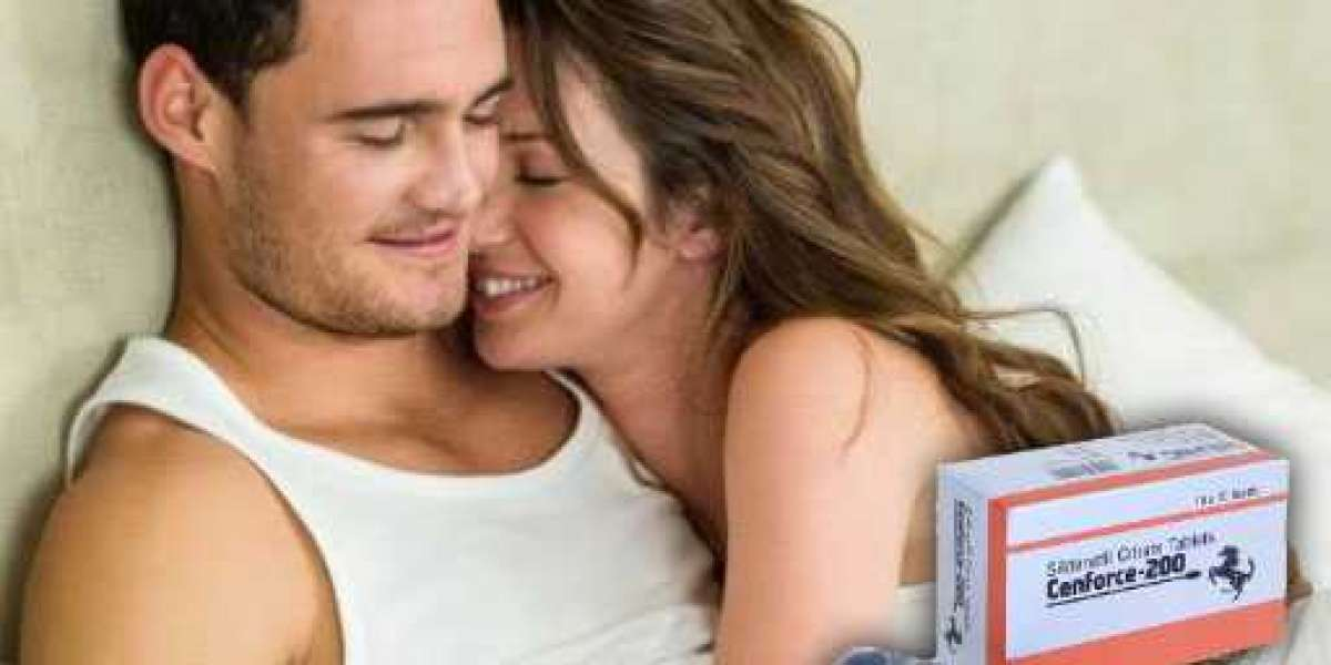 Reignite the Missing Magic in Your Intimate Life with Cenforce 200mg