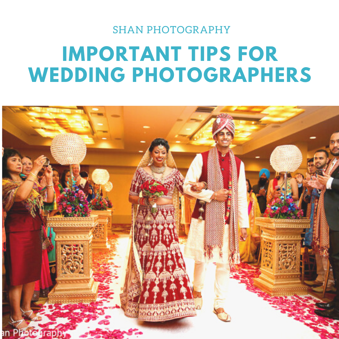Important Tips For Wedding Photographers