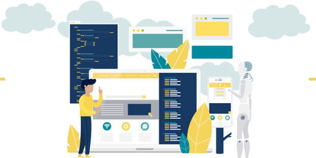 How AI can improve the user experience of web applications. - CBitss Technologies : powered by Doodlekit