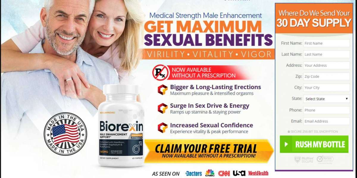 Biorexin Male Enhancement Natural Male update stock as androgenic hormone Boosters...