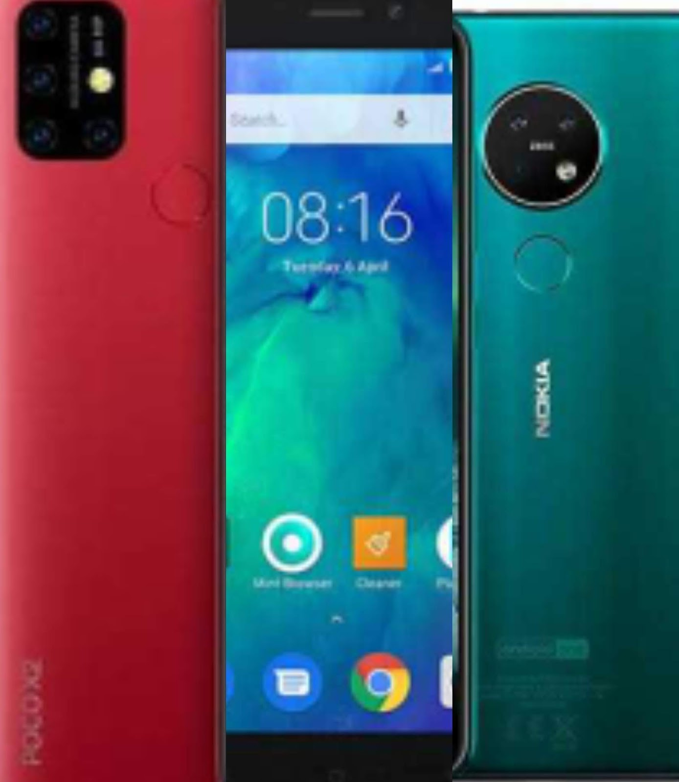 Redmi Go in Rs. 4,500, New Poco Phone in India Next Month, Nokia 6.2, Nokia 7.2 available with a price cut of up to Rs. 3,500.  - Mobiles & Networks