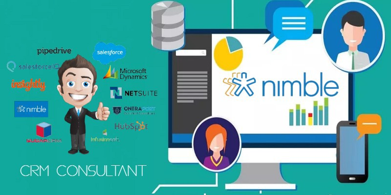 How Nimble Consulting Can Improve Your CRM Related Activities