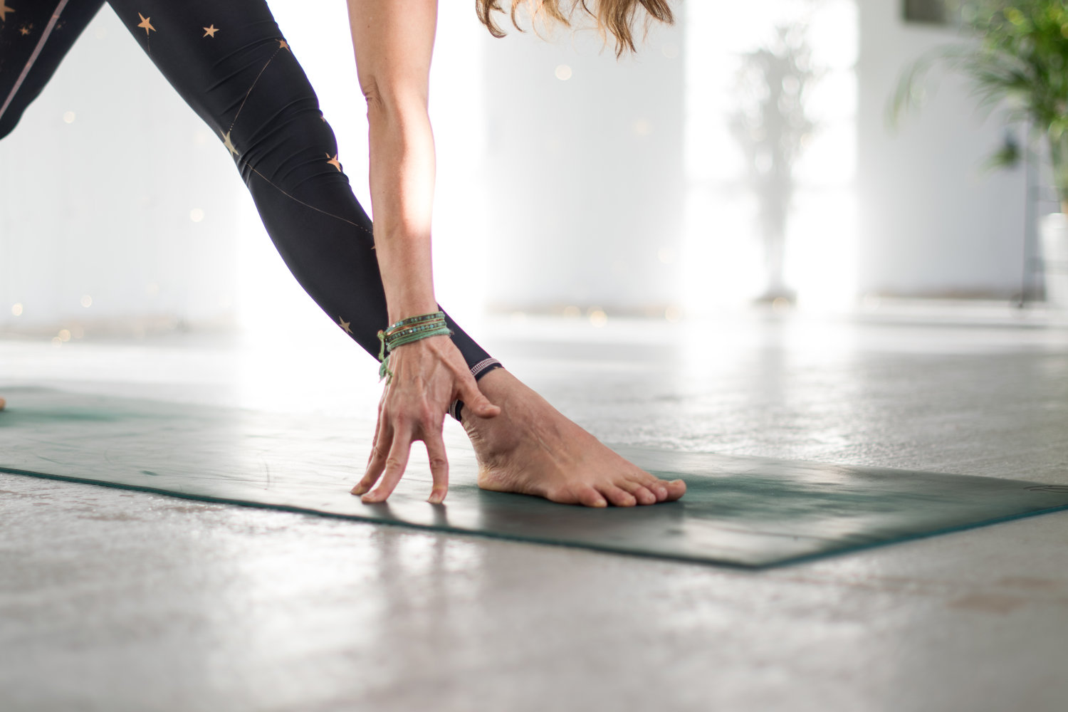 Barefoot and Twisted Yoga