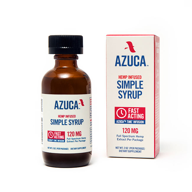 Azuca Simple Syrup - Azuca