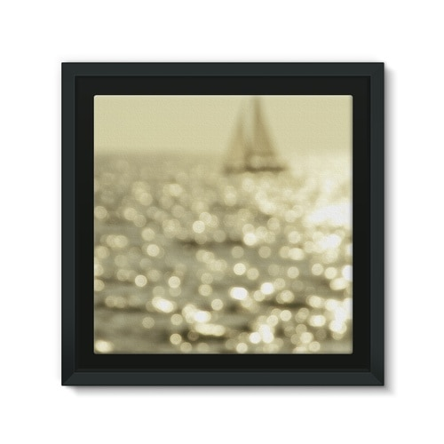 Sail dream 8 Framed Canvas - Mineheart - Art gallery and design store