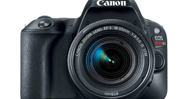 Is The CANON SL2 (200D) Worth Owning In Mid 2020?! - ANYTHINGLOWPRIZE