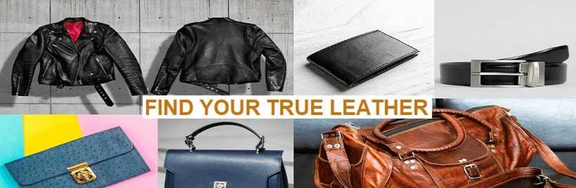 True Trident Leather Cover Image
