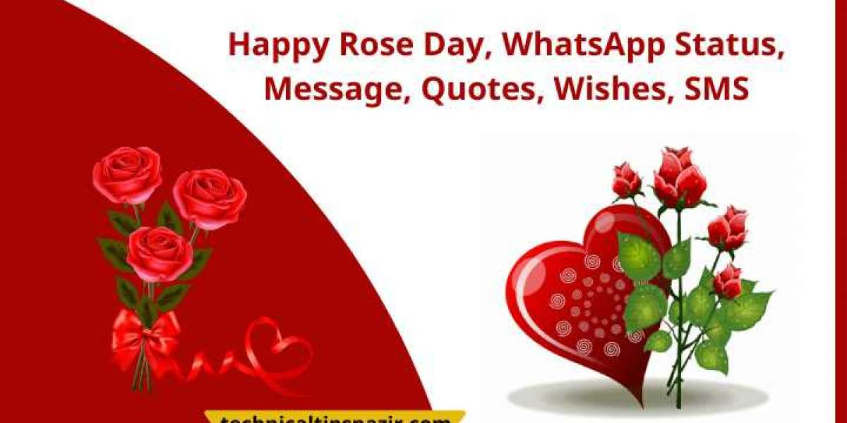 Happy Rose Day 2020, WhatsApp Status, Message, Quotes, Wishes, SMS