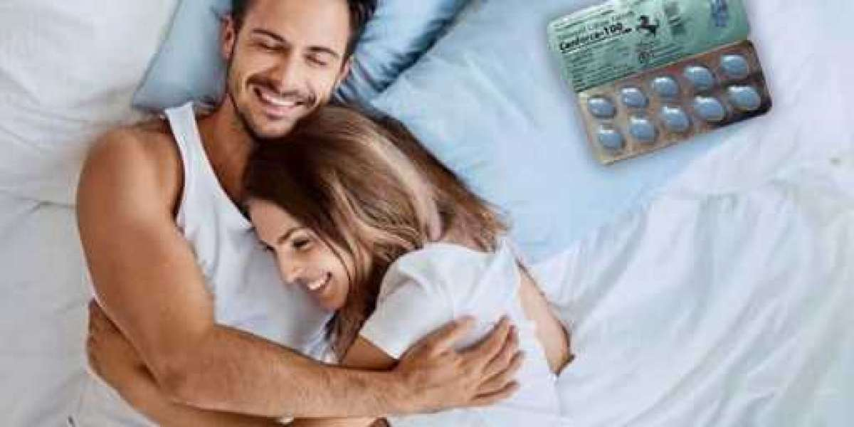 Bring Back the Passion in Your Intimate Life with Cenforce 100mg