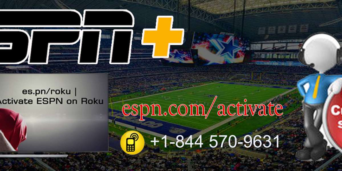 METHOD OF ACTIVATION OF ESPN CHANNEL ON ROKU  THROUGH - espn.com/activate