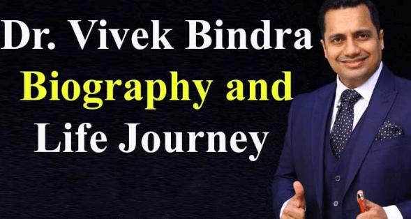 Dr Vivek Bindra Biography – Indian Motivational Speaker Biography - THE PROUD INDIA