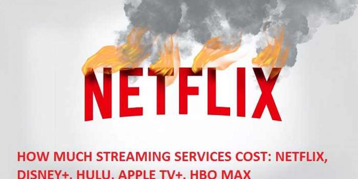 HOW MUCH STREAMING SERVICES COST: NETFLIX, DISNEY+, HULU, APPLE TV+, HBO MAX